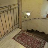 Le Relais de La Grande Rue | Escalier Hélicoïdal |  Vouvant (85)
