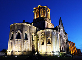 Eglise Notre-Dame Vouvant