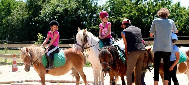 La Ferme Equestre La Garrelière