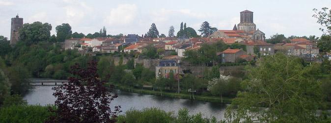 Ville de Vouvant