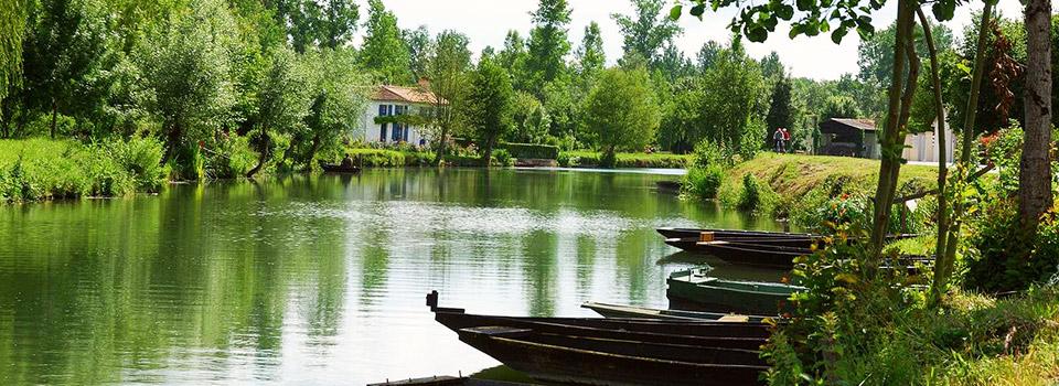 Les Barques du Marais Poitevin